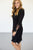 Lydia Dress | Black - MOB Fashion Boutique