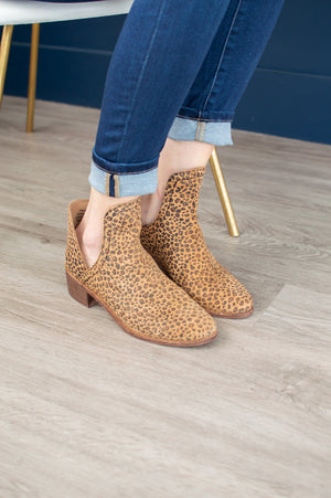 Pronto Leopard Bootie - MOB Fashion Boutique