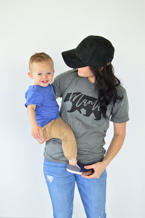 Mama Bear Tee - MOB Fashion Boutique