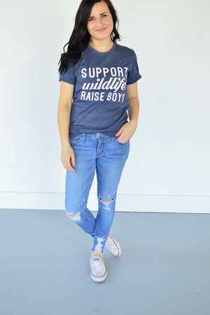 Raise Boys Tee - MOB Fashion Boutique