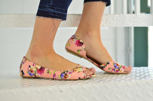 Floral Flats - MOB Fashion Boutique