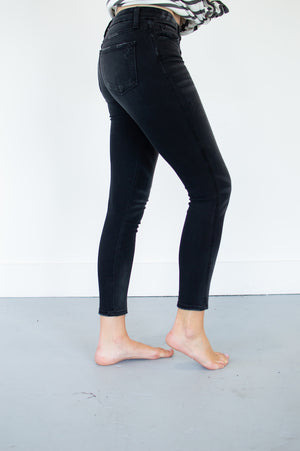 Flying Monkey Black Ankle Skinny - MOB Fashion Boutique