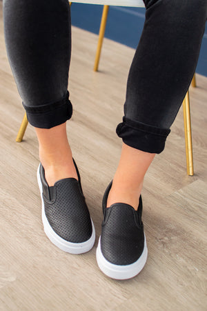Live Easy Sneaks | Black - MOB Fashion Boutique