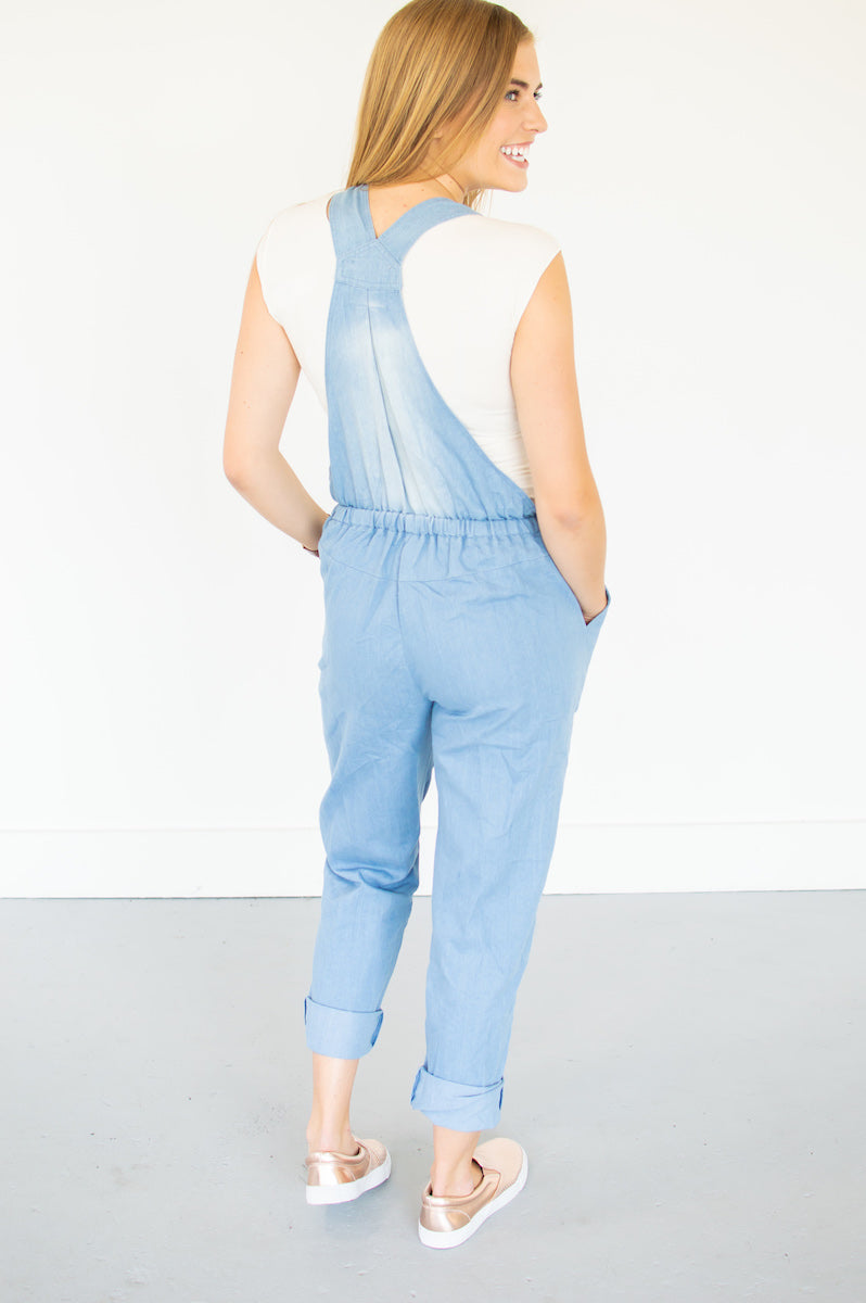 The Jumper-All | Light Denim - MOB Fashion Boutique