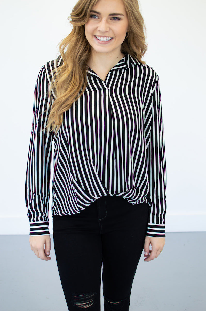 Boss Babe Blouse - MOB Fashion Boutique