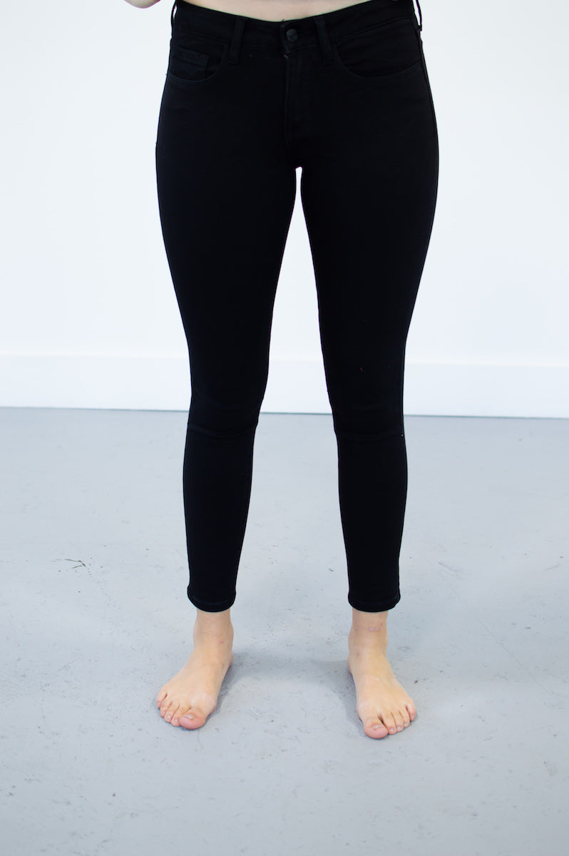 Vivian Black Ankle Skinnies - MOB Fashion Boutique