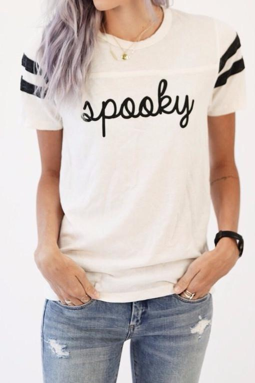 Spooky Tee - MOB Fashion Boutique