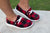 Holly Boat Shoes | Buffalo Plaid - MOB Fashion Boutique
