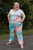 Seaside Tie Dye Lounge Set - MOB Fashion Boutique
