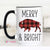 Merry and Bright Buffalo 15 oz Mug - MOB Fashion Boutique