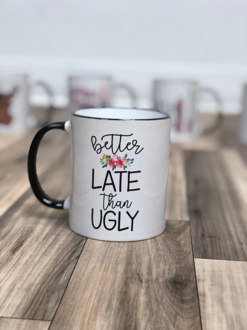 11 oz. mugs | Multiple Options - MOB Fashion Boutique