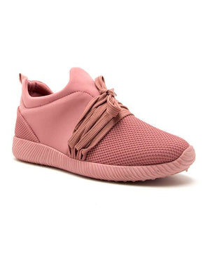 Lace Up Sneaker | Ash Rose - MOB Fashion Boutique