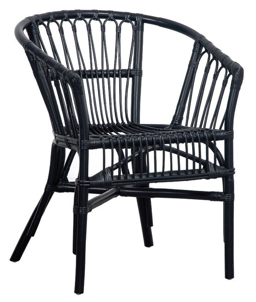 Adriana Rattan Accent Chair - Set of 2