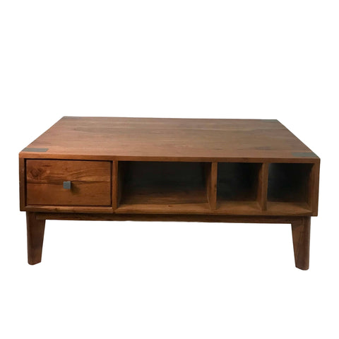 Moderno Multi-functional Coffee Table with drawer stop