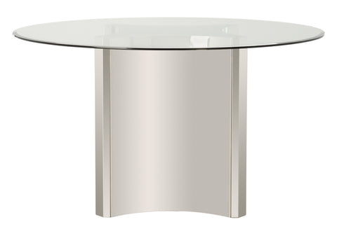 Aiza Brushed  Dining Table