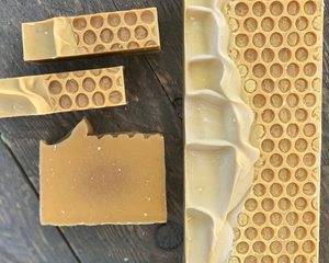 The Honeycomb Ashley Marie Handmade Soap