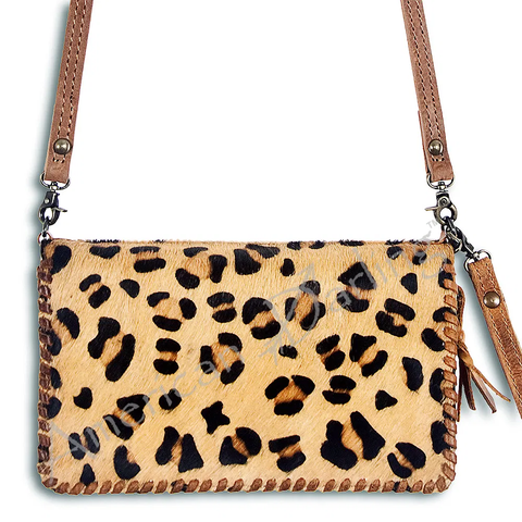The Wild One Crossbody