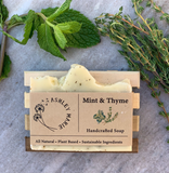 The Mint and Thyme Ashley Marie Handmade Soap