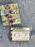 The Lemongrass Ashley Marie Handmade Soap