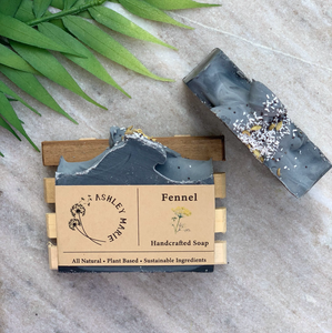 The Fennel Ashley Marie Handmade Soap