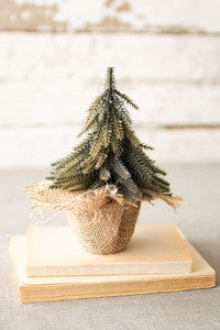 Artificial Mini Christmas Tree
