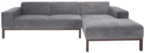 Dove Mid Century Sectional