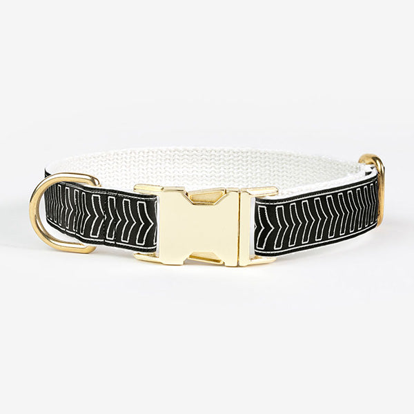 Collar Chef L'Bark Negro/Beige