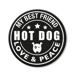 Cool Tag - Hot Dog