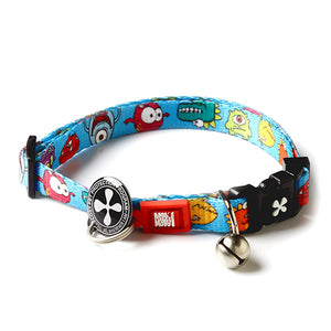 Collar con Smart ID para Gatos Little Monsters