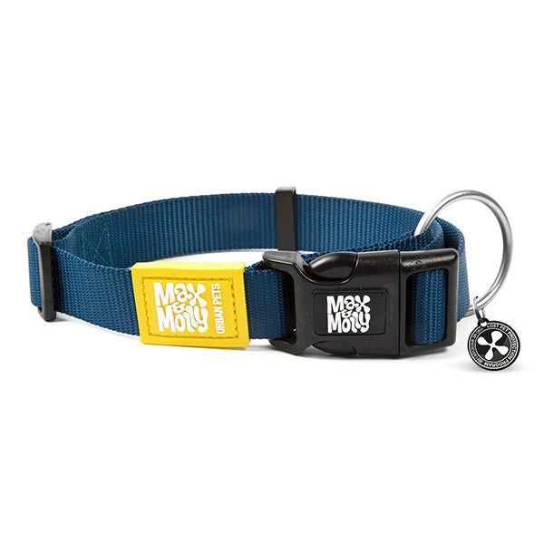 Collar Pure Midnight Blue con Smart ID