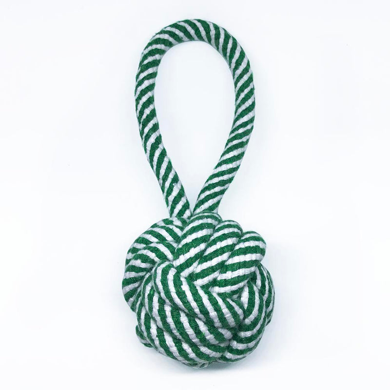 Pelota Cotton Rope Verde