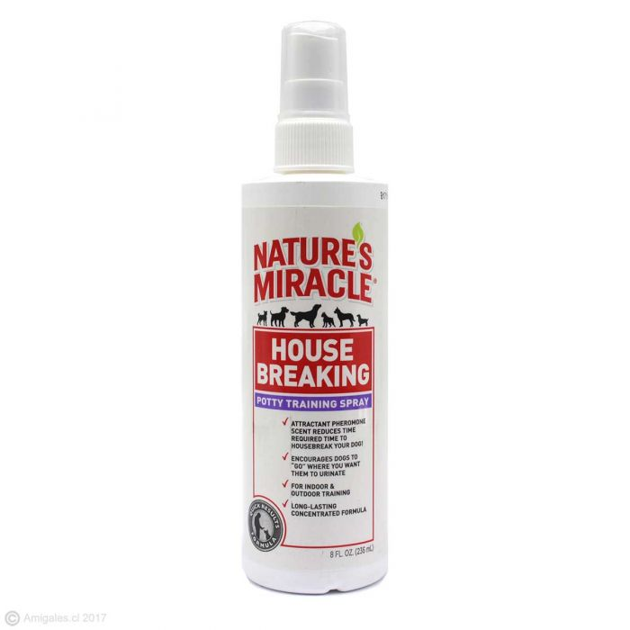 Spray Entrenador - House Breaking 236 ml