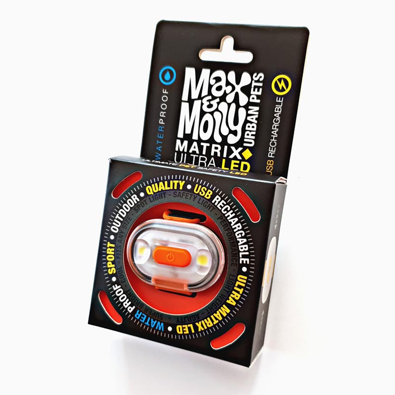 Luz Led Ultra Matrix Naranja
