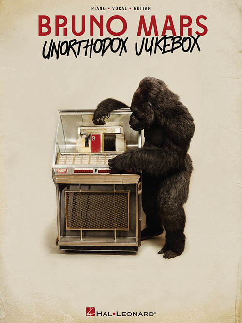 Bruno Mars – Unorthodox Jukebox