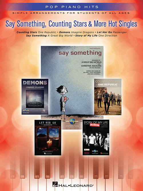 Say Something, Counting Stars & More Hot Singles