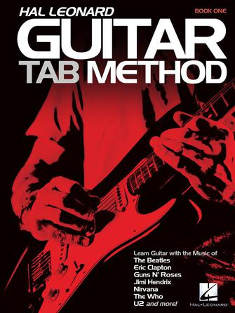 Hal Leonard Guitar Tab Method Book 1