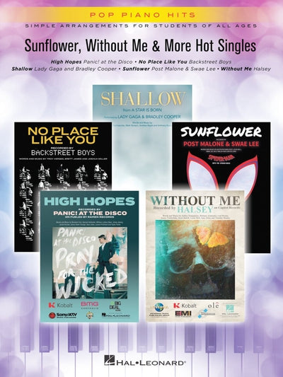Sunflower, Without Me & More Hot Singles
