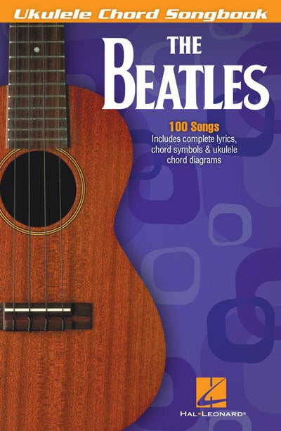 Beatles Ukulele Chord Songbook
