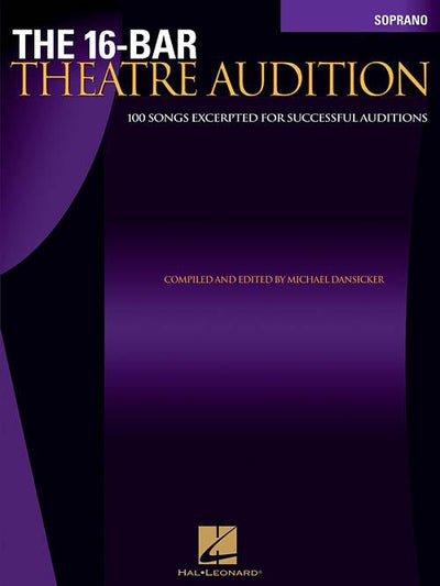 The 16-Bar Theatre Audition For Soprano