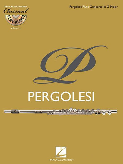 Flute Concerto in G Major Classical Play-Along Volume 11