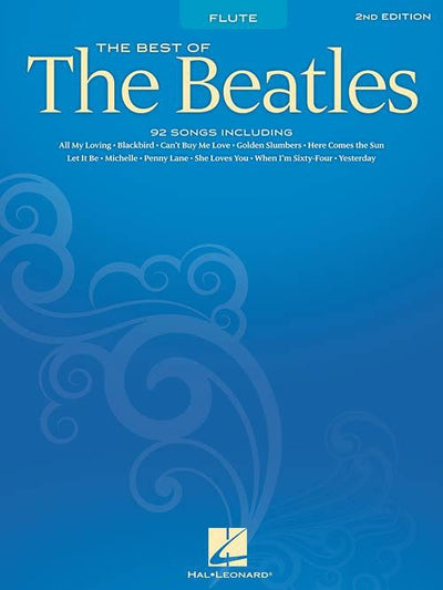 Best of the Beatles – 2nd Edition - Flute