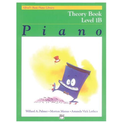 Alfred's Basic Piano Theory Book Level 1B