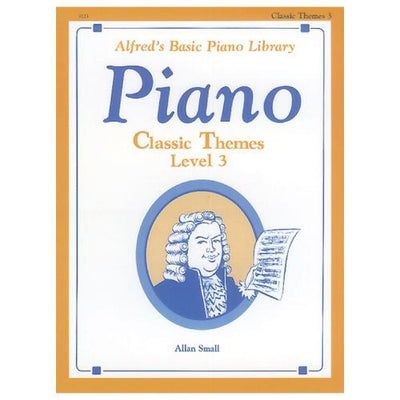 Alfred's Basic Piano Classic Themes 3