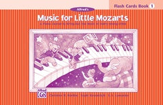 Music For Little Mozarts: Flash Cards Book 1