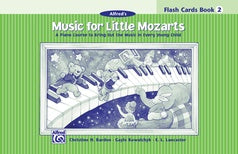 Music For Little Mozarts: Flash Cards Book 2