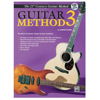 21st Century Guitar Method 3 with CD