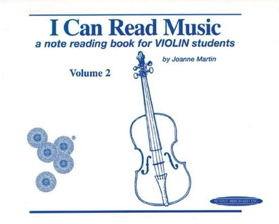 I Can Read Music - Violin Vol. 2