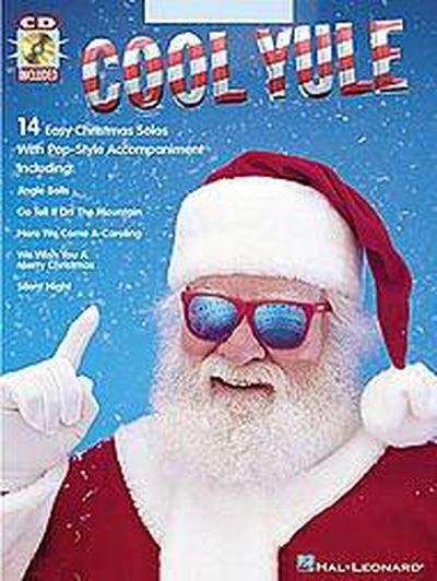Cool Yule- Clarinet/Tenor Sax with CD