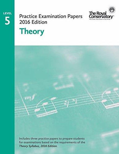 RCM 2016  Theory Level 5 Examination Papers