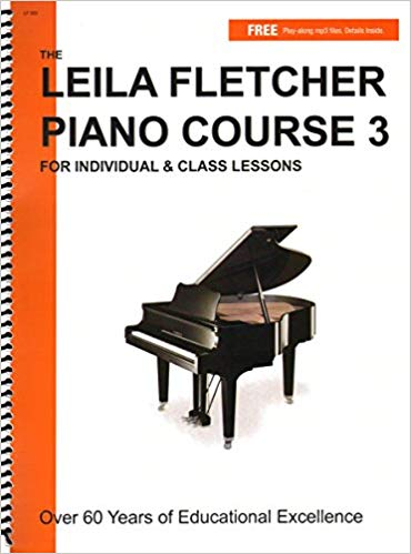 Leila Fletcher Bk 3 (new)